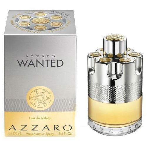 Azzaro Wanted Men 100ml EdT - zdjęcie Azzaro Wanted Men 100ml EdT