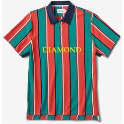 Męskie koszulki polo  DIAMOND Snowbitch