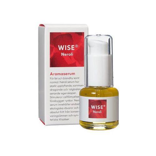Wise naturkosmetik Organiczne serum do skóry trądzikowej, tłustej i mieszanej aroma serum neroli wise 15ml