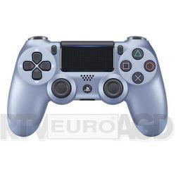 Sony DualShock 4 v2 (tytanowy błękit)