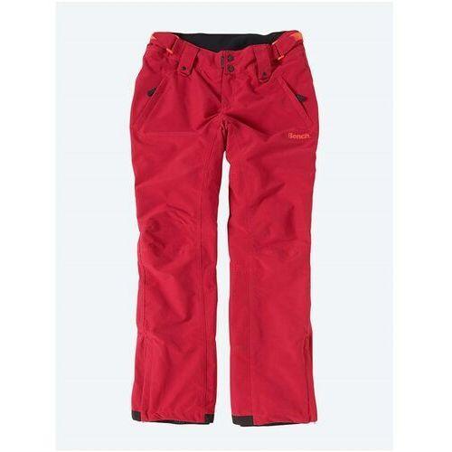 spodnie BENCH - Makeshift Dark Pink (PK039) rozmiar: S