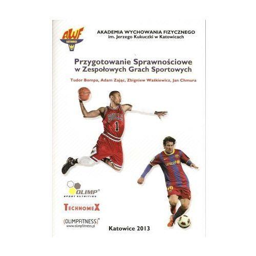 Przygotowanie sprawnościowe w zespołowych grach sportowych, AWF Katowice