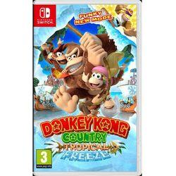 Gra NINTENDO SWITCH Donkey Kong Country Freeze + Zamów z DOSTAWĄ JUTRO!
