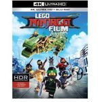 Galapagos Lego ninjago: film (2bd 4k) (płyta bluray)