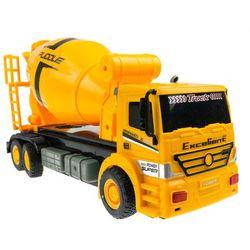 Zestaw maszyn na budowę - 4 sztuki 9868-d296 marki Kindersafe