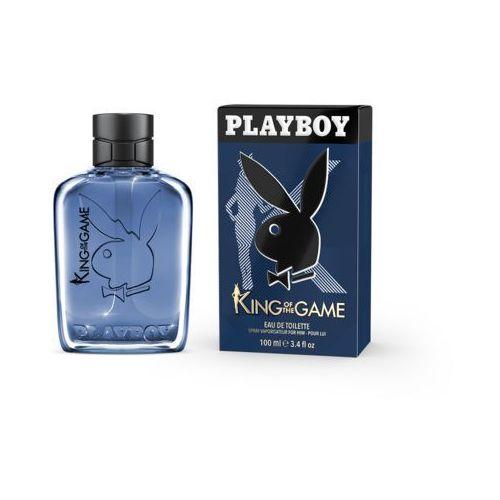 Playboy King Of The Game - woda toaletowa 100 ml - Bardzo popularne