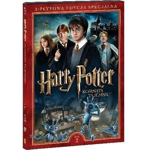 Harry Potter i Komnata Tajemnic (2-płytowa edycja specjalna) (DVD) - Chris Columbus DARMOWA DOSTAWA KIOSK RUCHU