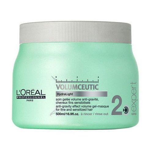 L´Oréal Professionnel Série Expert Volumceutic maska do włosów 500 ml dla kobiet, 3474630527829