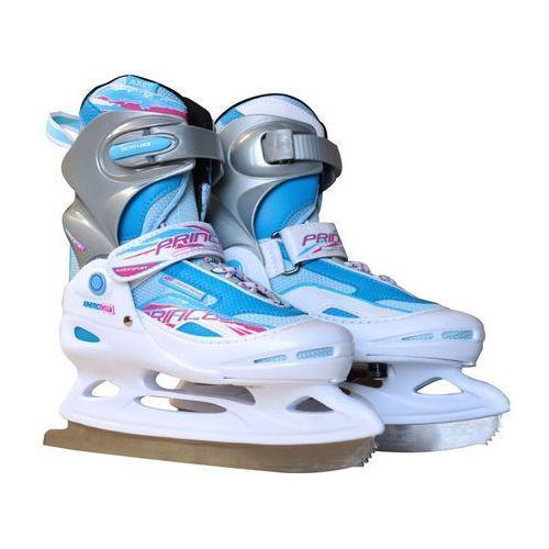 Regulowane łyżwy figurowe princess Axer sport