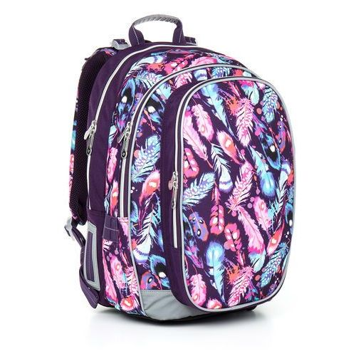 c73a09e28a5e2 Topgal Plecak szkolny chi 796 h - pink ceny opinie i recenzje w ...
