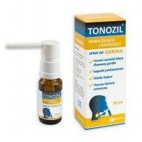Spray Tonozil Spray nawilżająco-łagodzacy do gardła 20ml