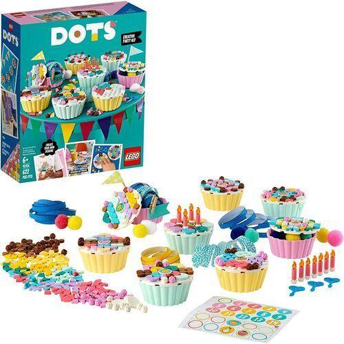 41926 KREATYWNY ZESTAW Z TORTEM ( Creative Party Kit) KLOCKI LEGO DOTS