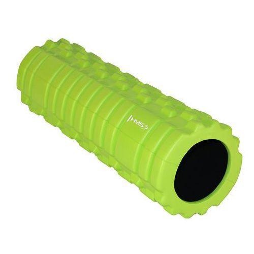Fs102 - 17-8-288 - wałek fitness / roller 45 cm - zielony Hms