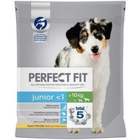 Perfect fit dog junior m/l kurczak - 1,4kg marki (bez zařazení)