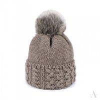 Art of polo górska wędrówka beżowa czapka