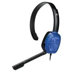 Pdp Zestaw słuchawkowy lvl 1 chat blue camo do ps4