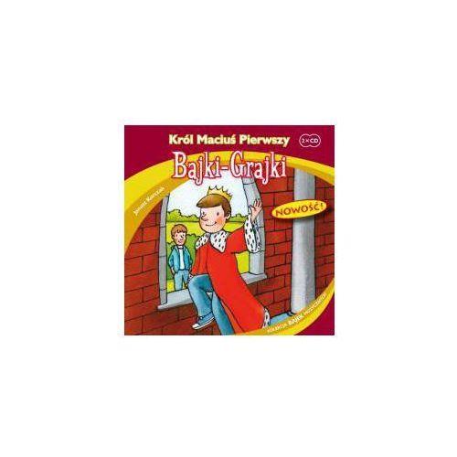 Król Maciuś Pierwszy - płyta CD, Omedia