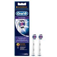 końcówki do szczoteczki elektrycznej 3d white 2szt (eb18 2) marki Oral-b