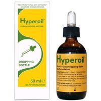 Krople Olejek HyperOil do wszystkich rodzajów ran, owrzodzeń, odleżyn - krople 50 ml