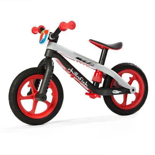 Rower biegowy Chillafish BMXie-RS - Kolor Czerwony
