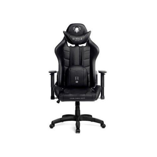 Fotel dla gracza x-ray czarny rozmiar l marki Diablo chairs