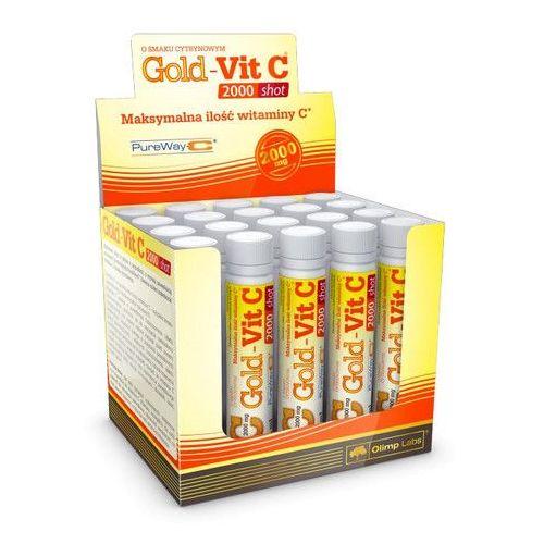 Witamina-C Olimp GOLD-VIT C 2000 SHOT amp. 25 ml 067730