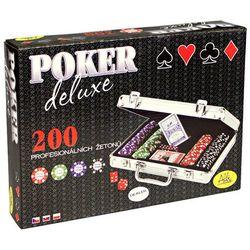 Tactic Poker deluxe 200 chips