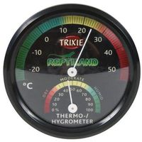 Trixie reptiland termometr + higrometr analogowy