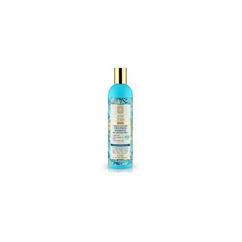Natura Siberica, szampon rokitnikowy z efektem laminowania, 400ml