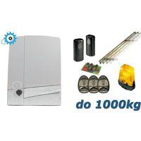 CAME Zestaw BXV 10 SAFE (1000kg/24V) XXL - 6mb listwy zębatej