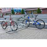 Eco-market.pl Stojak na rower top 90 gotowy segment