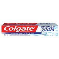 pasta do zębów advanced whitening wybielanie pasta wybielająca bielsze zęby w 14 dni 125ml marki Colgate