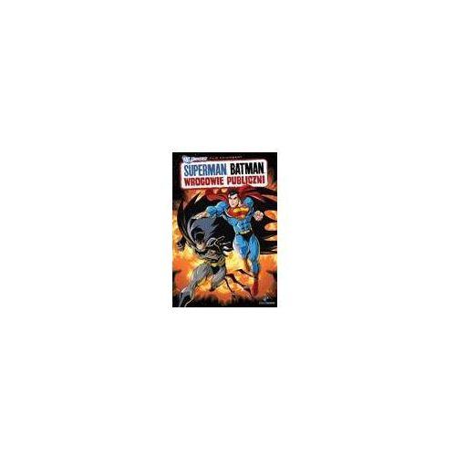 Warner bros. Superman/batman: wrogowie publiczni