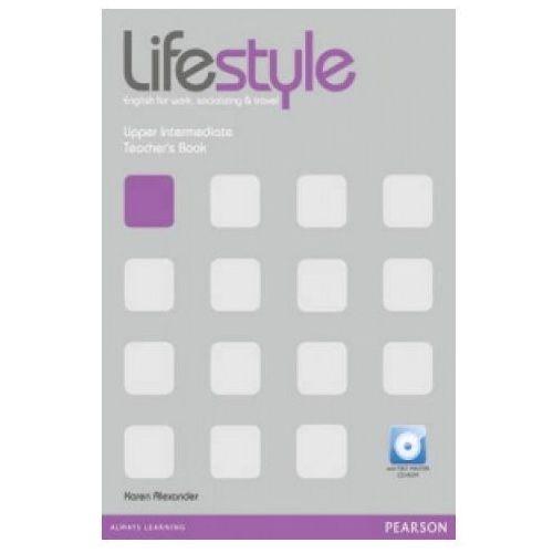 Lifestyle Upper-Intermediate Książka Nauczyciela (2012)