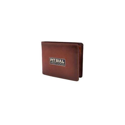 efcc6d6768f39 Zobacz w sklepie Portfel skórzany Pit Bull Brant - Brązowy (718003.8500),  718003.8500