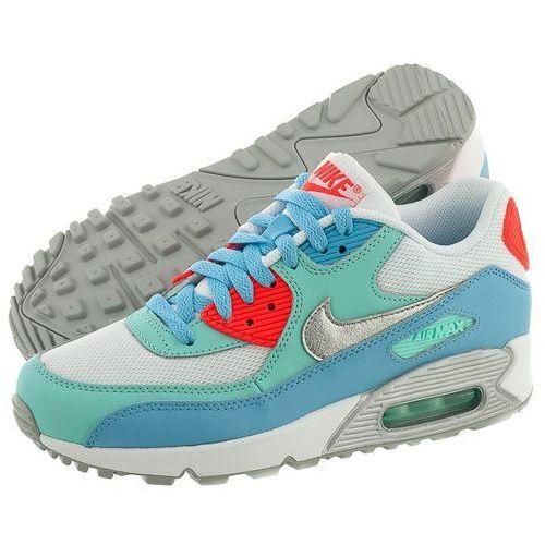 Buty air max 90 mesh (gs) 724855-100 (ni587-b), Nike, 36.5-38