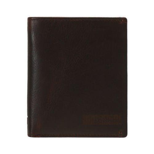 Strellson GOLDHAWK BILLFOLD Portfel brown,00