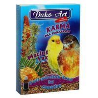 DAKO-ART Maciuś - Pełnowartościowy pokarm dla kanarków 500g (5906554352051)