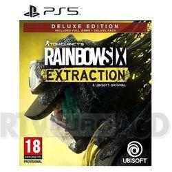 Tom Clancy's Rainbow Six Extraction - Edycja Deluxe PS5