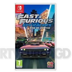 Outright games Fast & furious: spy racers rise of sh1ft3r nintendo switch