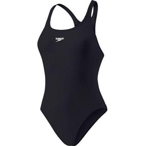 Speedo essential endurance+ medalist strój kąpielowy dzieci czarny 152 stroje kąpielowe