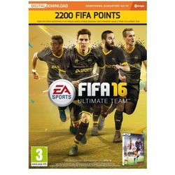 Electronic arts, inc. Fifa 16 2200 points karta pre-paid electronic arts