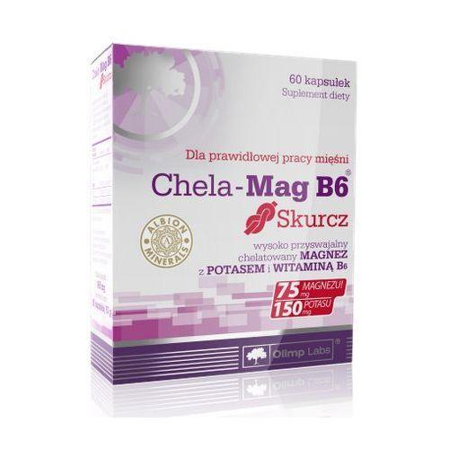 Kapsułki Olimp Chela-Mag B6 Skurcz 60 kaps