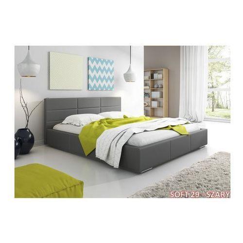 Duże łóżko Sypialniane Magic Meblotrans