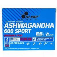 OLIMP ASHWAGANDHA 600 SPORT 60 CAPS (5901330058370)