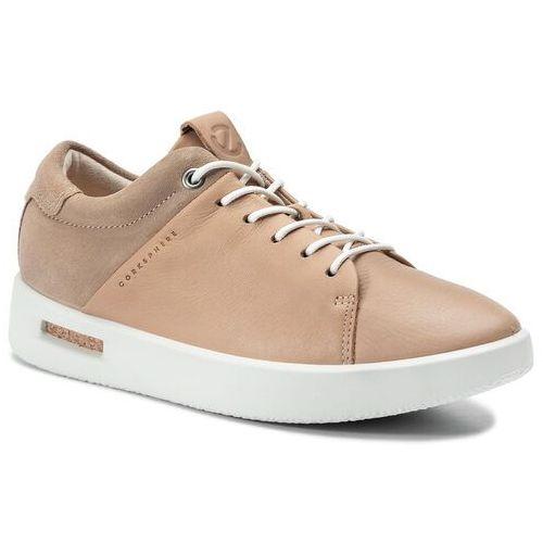 Sneakersy ECCO - Corksphere 1 L 27118351255 Volluto/Volluto, kolor brązowy
