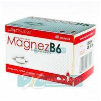 Magnez B6 60 tabl. (5902020037019)