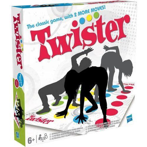 Hasbro Gra twister refresh - darmowa dostawa od 199 zł!!! (5010994640644)