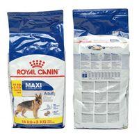 Royal canin maxi adult 18kg = 15kg + 3kg gratis