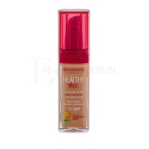 Bourjois healthy mix rozświetlający podkład nawilżający 16 godz. odcień 57 bronze (with vitamin mix) 30 ml (3614222986119)